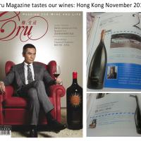 Cru Magazine Tasting