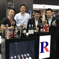 China (Fuzhou) Food and Drinks Fair – Octubre 2016